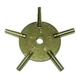 STAR KEY FOR WATCHES 3,5,7,9 & 11