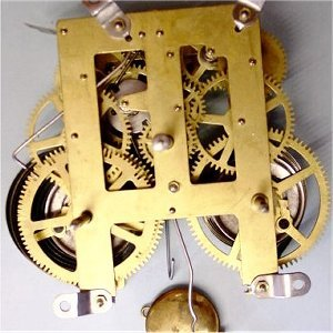 AMERICAN STYLE OPEN SPRING MOVEMENT Model D