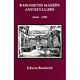 BAROMETER MAKERS AND RETAILERS 1660-1900