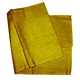 IMPREGNATED BRASS CLEANING CLOTH